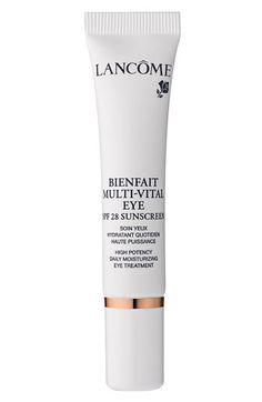 Lancôme Bienfait Multi-Vital Eye SPF 28 Sunscreen available at #Nordstrom