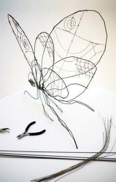 Lesson Plan: KS3/4 Art, wire work | Teach Secondary