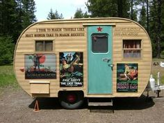 """decorated travel trailers 