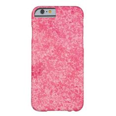 Abstract Watercolor Texture Pattern iPhone 6 Case