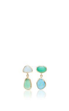 Earrings by Melissa Joy Manning