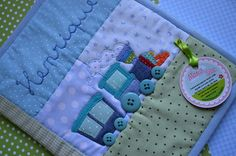 Capa de Carteira de vacinas Henrique by Maria Sica, via Flickr