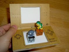 The first 3DS