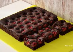 Sprawdź to, zjedz to! Waffles, Breakfast, Sweet, Kitchens, Morning Coffee, Candy, Waffle