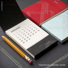 25 Creative Calendar Design Ideas For 2014