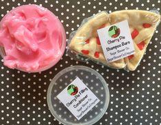 Cherry Pie Shampoo Bars & Hair Conditioner  Shampoo Bar Pie