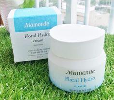 Mamonde Floral Hydro Cream Narcissus Moist Storage Cream 80ml #Mamonde