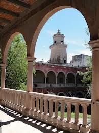 Jaral de Berrio   Mezcal Hacienda Mexico