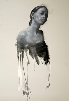 Mark Demsteader. Beautiful, dark portraits. I love his style.