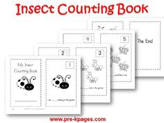 Bugs and Insects Theme Activities in Preschool