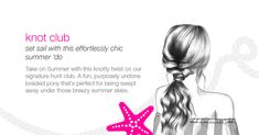 Enjoy your next summer social with our new summer hair menu! – blo blow dry bar