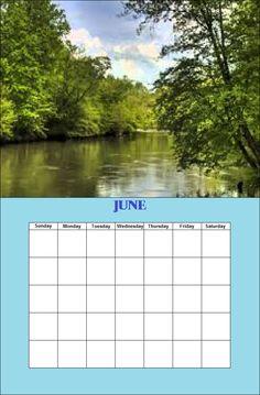 June Season Calendar, Monday Tuesday Wednesday, June, Seasons, Outdoor, Outdoors, Seasons Of The Year, Outdoor Games, Outdoor Living