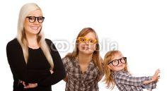 Mama und ihre Kinder