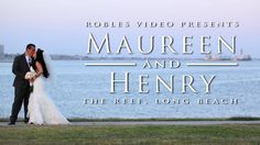 On May 3, 2015, Maureen and Henry became husband and wife.  They chose to have their wedding at The Reef located in Long Beach, California.  This wedding was extra special to us because the groom is a chilhood friend.  We were so happy when we had the opportunity to cover his wedding.  The ceremony began with Maureen walking down the isle towards the love of her life, Henry. The couple declared their love for each other in front of friends and family in the main ballroom.