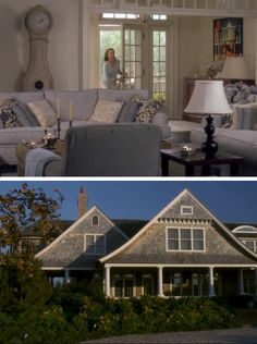 love the house in something's gotta give! bought the movie just to have evidence of the house