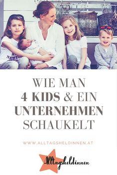 Abenteuer Großfamilie | Bilderbuchidylle und Alltagswahnsinn | Mama hoch 4 | Mompreneur | Alltagsheldin