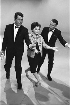 Dean, Judy and Frank