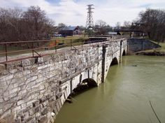 C Canal at williamsport MD
