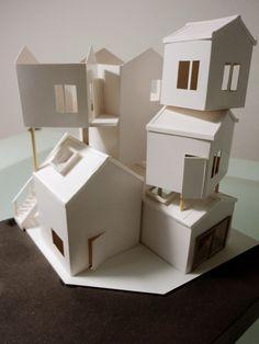 Wonderful Tokyo Apartment By Sou Fujimoto Architect