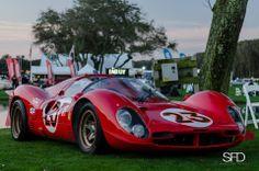La Ferrari P3/4