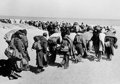 FRANCE. March 1939. Between Argeles-sur-Mer and Le Barcares. Exiled Republican…