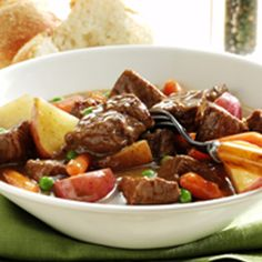 SLOW COOKER BEEF STEW Recipe | Great Recipes from FRENCH'S� Foods