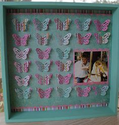 Create and Play Club | The Official Blog: 12 Days of Christmas Inspiration ~ Day 4 Wood Shadow Box