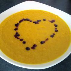 Pipapo Paleo: Rezept: Butternut Kürbis Suppe