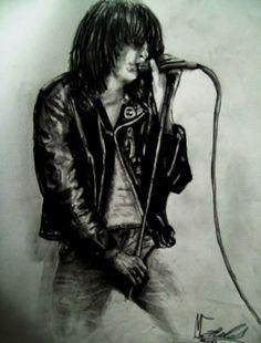 [HeyHoLet'sGo!] Ramones, El Mejor Fan Art
