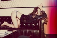 Bottoms up from Olivia Wilde