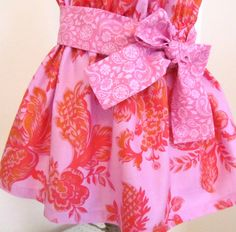 Boutique Girls Skirt  Infants and Toddlers  by ThePrettyLittle1, $25.00