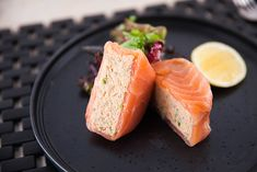 Smoked Trout Terrines Gourmet Recipes, Snack Recipes, Snacks, Smoked Trout, Cooking Dishes, Everyday Food, A Food, Food Processor Recipes, Favorite Recipes