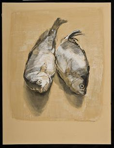 Katie Musolff: FISH AND STILLIFES
