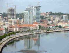 Luanda, the capital of Angola