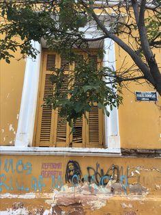 Un balcón de Asunción-Paraguay
