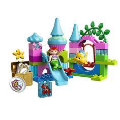"""LEGO Duplo Disney Princess Ariel's Undersea Castle (10515) - LEGO - Toys """"R"""" Us"""