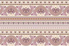 Set of Egyptian Patterns Graphics Vector seamless pattern for background, wrapping, wallpaper, textile and more.ZIP-file includes: by Sunny_Lion