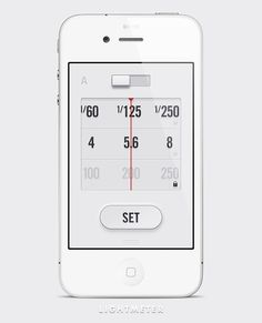 LightMeterApp