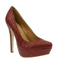KO Fashion Habiki Red Heels@ www.thaisale.co.th