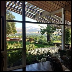 #FrankLloydWright meets #Eichler in this #Westside #Danville house ... Not a bad view of #MtDiablo either! #EastBay #luxury #RealEstate #SPARRproperties