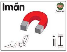 Resultado de imagen para abecedario letra por letra