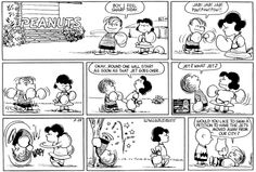 March 29, 1959 - Linus vs. Lucy