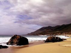 Garrapata State Park  For special events, call (831) 624-3407.