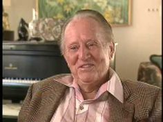 Art Linkletter - Archive Interview Part 1 of 6 Arthur Godfrey, Art Linkletter, Inspired Learning, Old Video, Growing Up, Archive, Interview, Memories, Actors