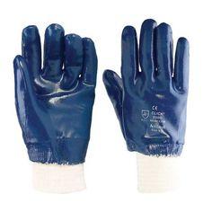 Nitrile Fully Coated Knitwrist Glove