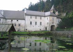 Bistra Castle, Slovenia