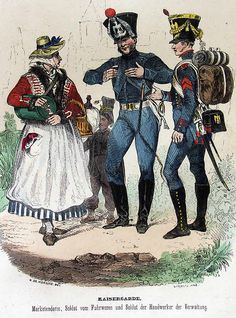 Cantiniere Napoleonic leger - Google Search