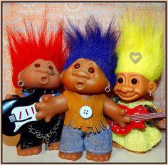 troll dolls | Flickr: The Troll Dolls Unite Pool