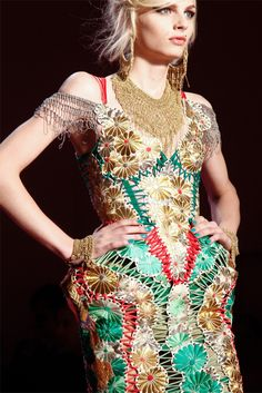andrejynous:      Jean Paul Gaultier, Haute Couture Spring/Summer 2012.