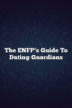 Infp And Intj Dating
